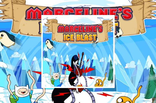 Adventure Time: Marceline's Ice Blast
