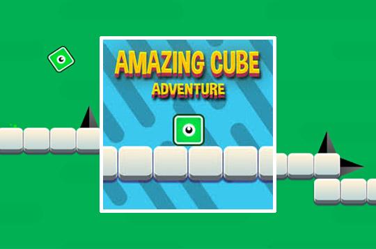 Amazing Cube Adventure