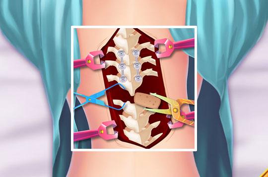 Anna Scoliosis Surgery