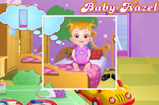 Baby Hazel In Pre School