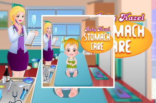 Baby Hazel Stomach Care