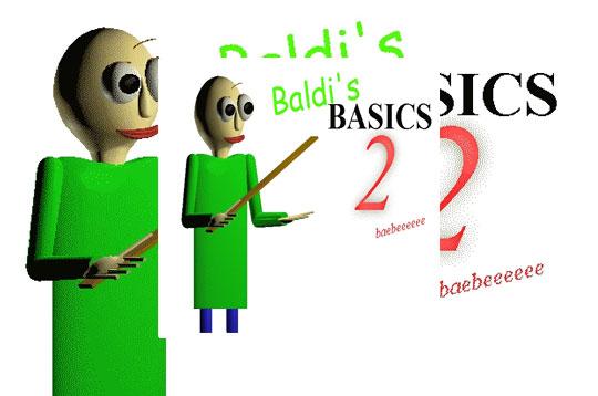 Baldi's Basics 2