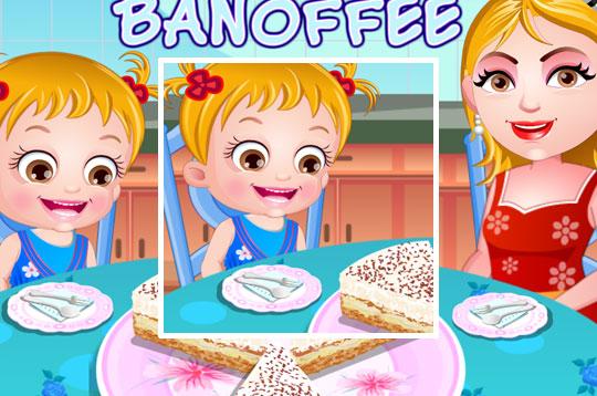 Banoffee Pie - Hazel & Mom's Recipes