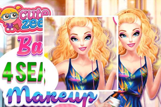 Barbie 4 Seasons Makeup