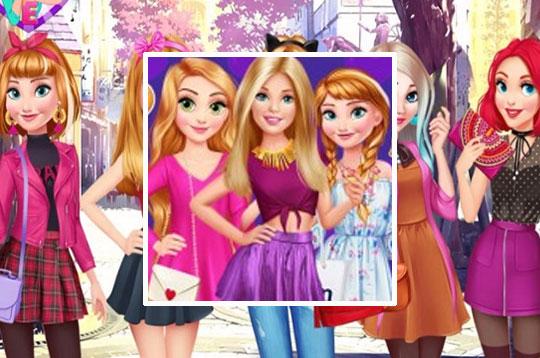 Barbie Disney Meet-Up