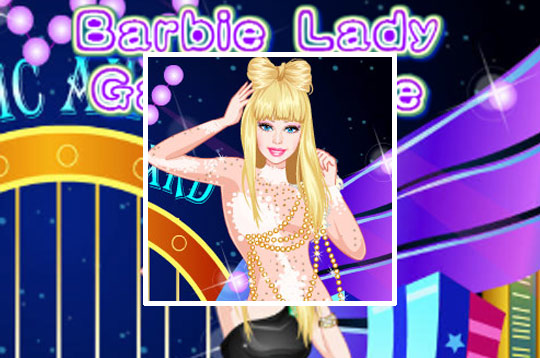 Barbie Lady Gaga Style