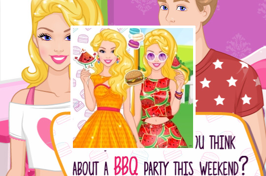 Barbie's BBQ Party