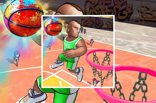 Basketball .io