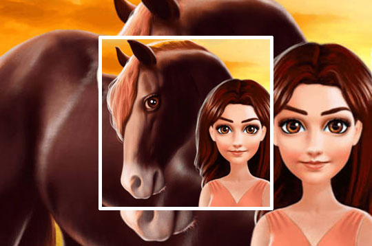 Beauty Belles Horse