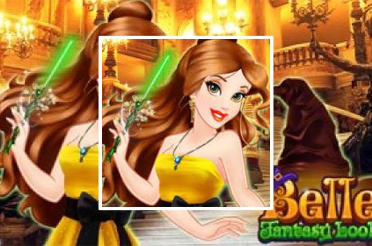 Belle Fantasy Look