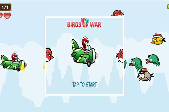 Birds of War