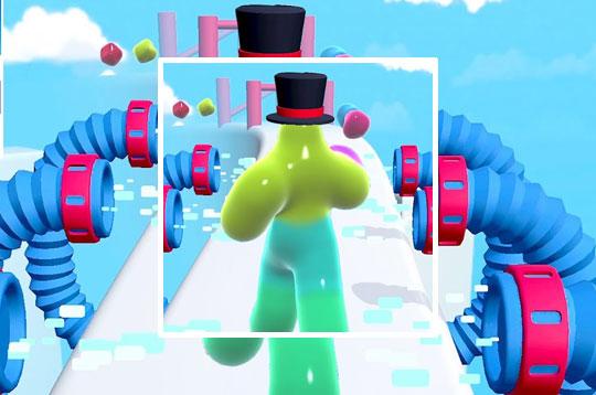 Blob Runner 3D