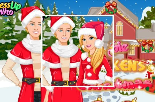 Bonnie And Ken's Christmas