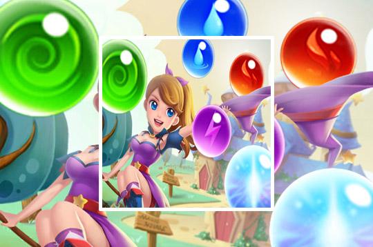 Bubble Witch Shooter Magical Saga