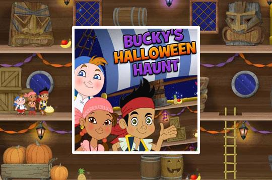 Bucky Halloween Haunt