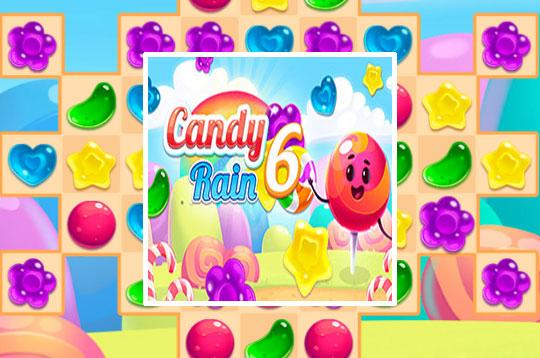 Candy Rain 6