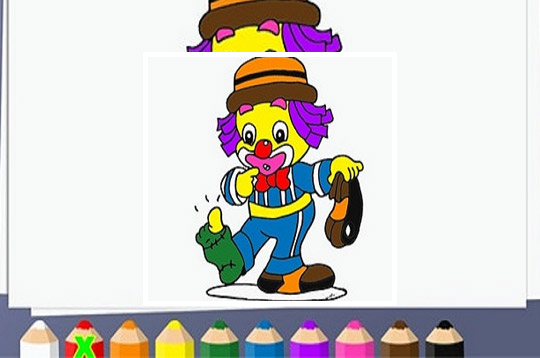 Cartoons Coloring