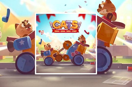 CATS - Crash Arena Turbo Stars