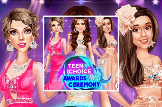 Celebrity At Teen Choice Awards