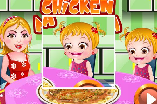 Chicken Marsala - Hazel & Mom's Recipes