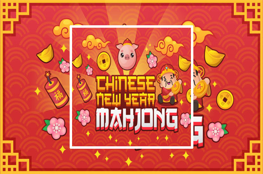 Chinese New Year Mahjong