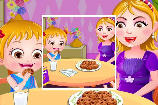Chocolate Chips Cookies - Hazel & Mom's Recipes