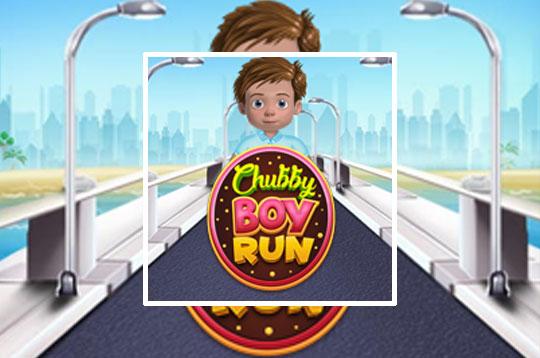 Chubby Boy Run