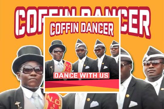 Coffin Dancer - Jogo do Meme do Caixão