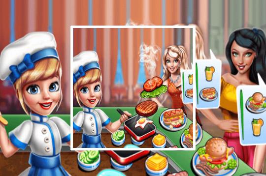 Cooking Scene