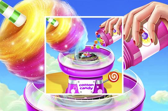 Cotton Candy Shop