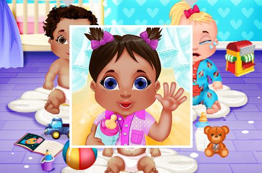 Crazy Daycare Nanny Mania