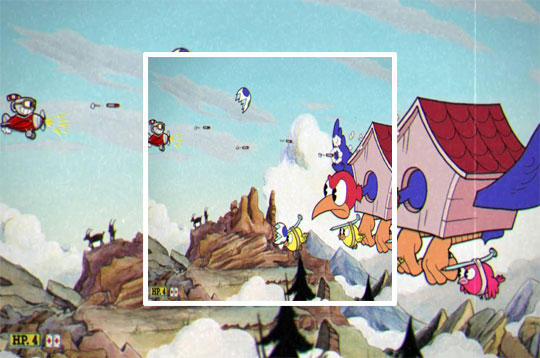 Cuphead: Wally Warbles