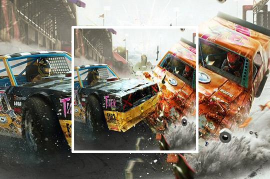 Demolition Derby Challenger: Extreme Car Racing 3D