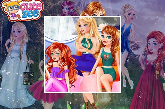 Disney Princess: Magical Elf
