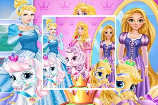 Disney Princess Pet Salon