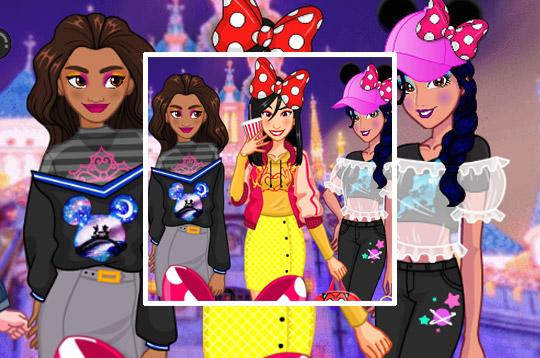 Disneyland Fashion