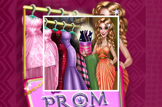 Dove Prom Dolly Dress Up H