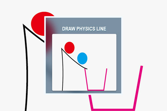 Draw Physics Line