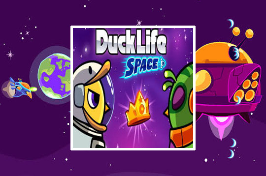 Duck Life: Space