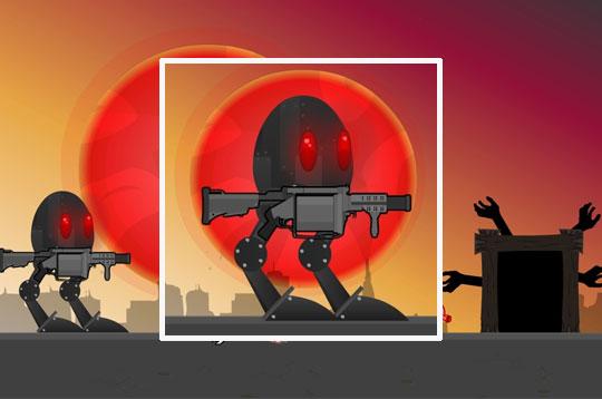 Eggbot Vs Zombies V
