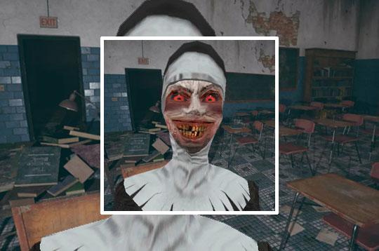 Evil Nun Schoolds Out