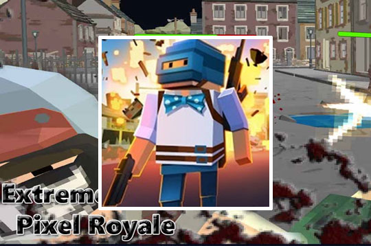 Extreme Battle Pixel Royale