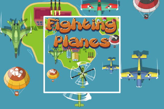 Fighting Planes