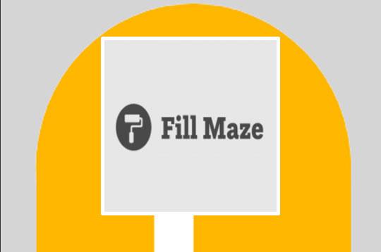 Fill Maze