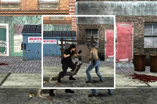 Final Night - Zombie Street Fight