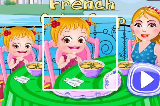 French Onion Soup - Hazel & Mom's Recipes