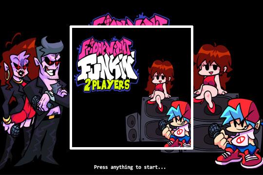 Friday Night Funkin 2 Players
