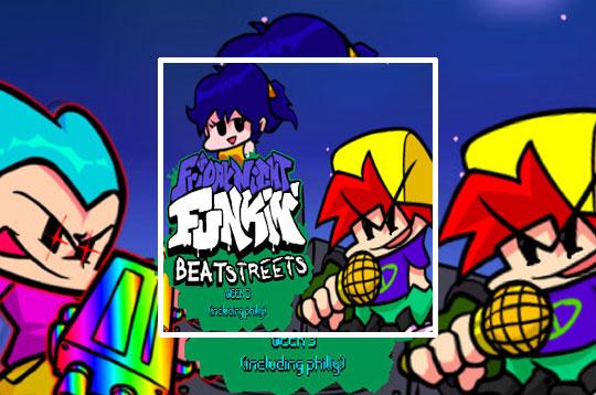 Friday Night Funkin' Beatstreets