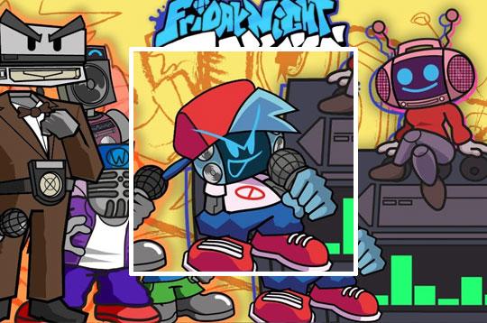 Friday Night Funkin' Electro Funkin