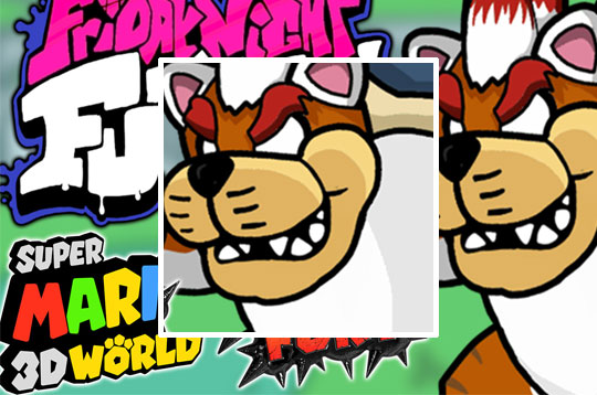 Friday Night Funkin' Super Mario 3D World